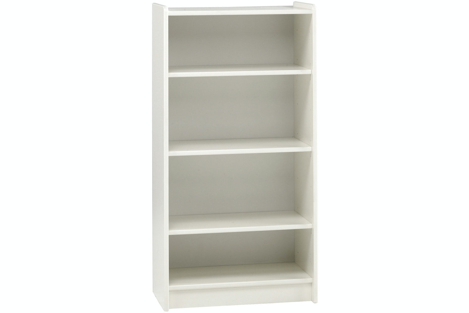 Popsicle Tall Bookcase White