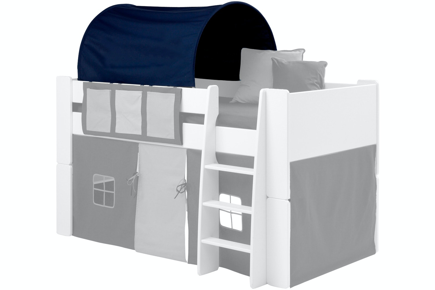 Fabric Tunnel for Midsleeper Bed Frame