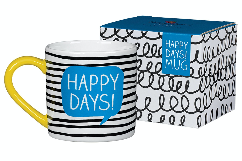 Happy Days Mug