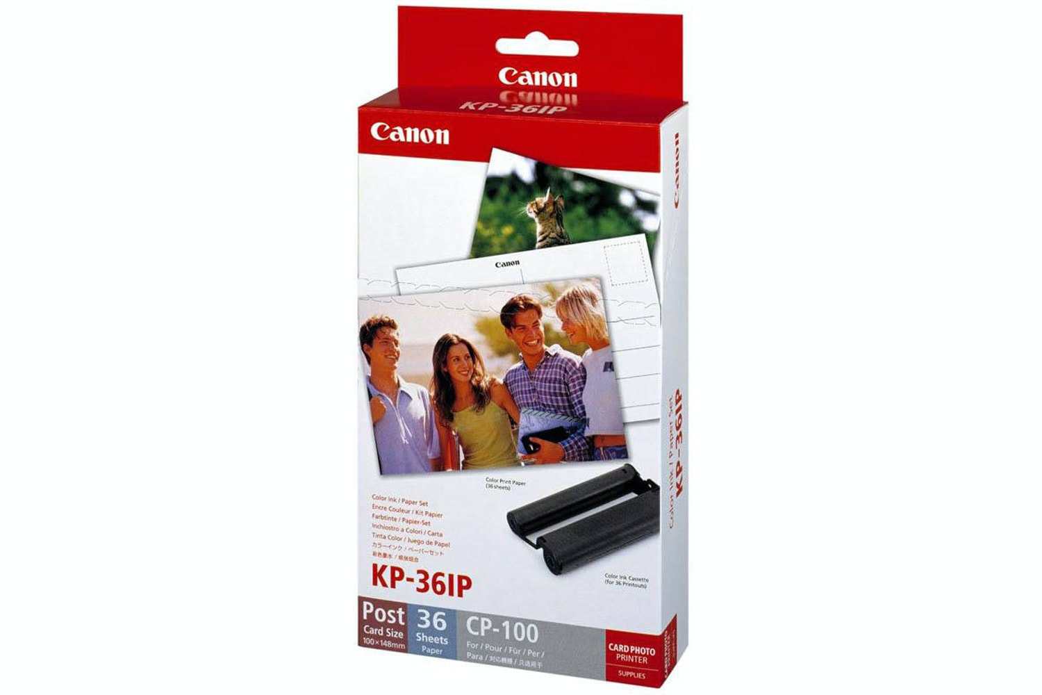 Canon Selphy Paper Pack | KP-36IP