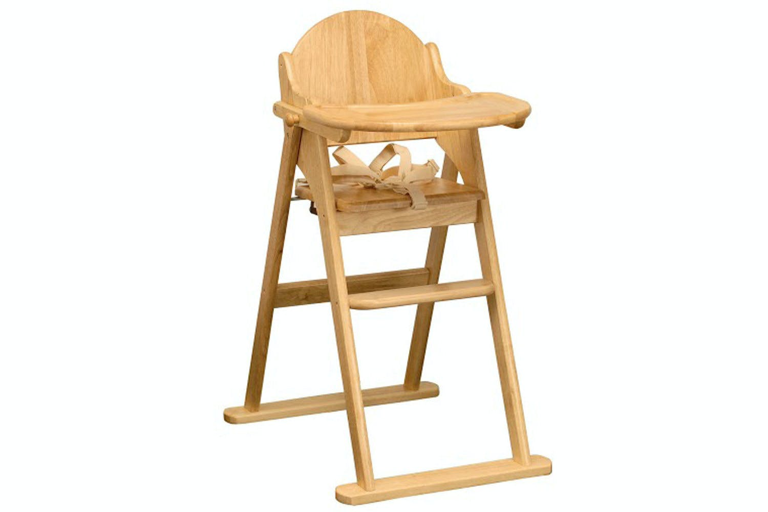 All products baby amp kids nursery furniture rocking chairs - Wooden Folding Highchair