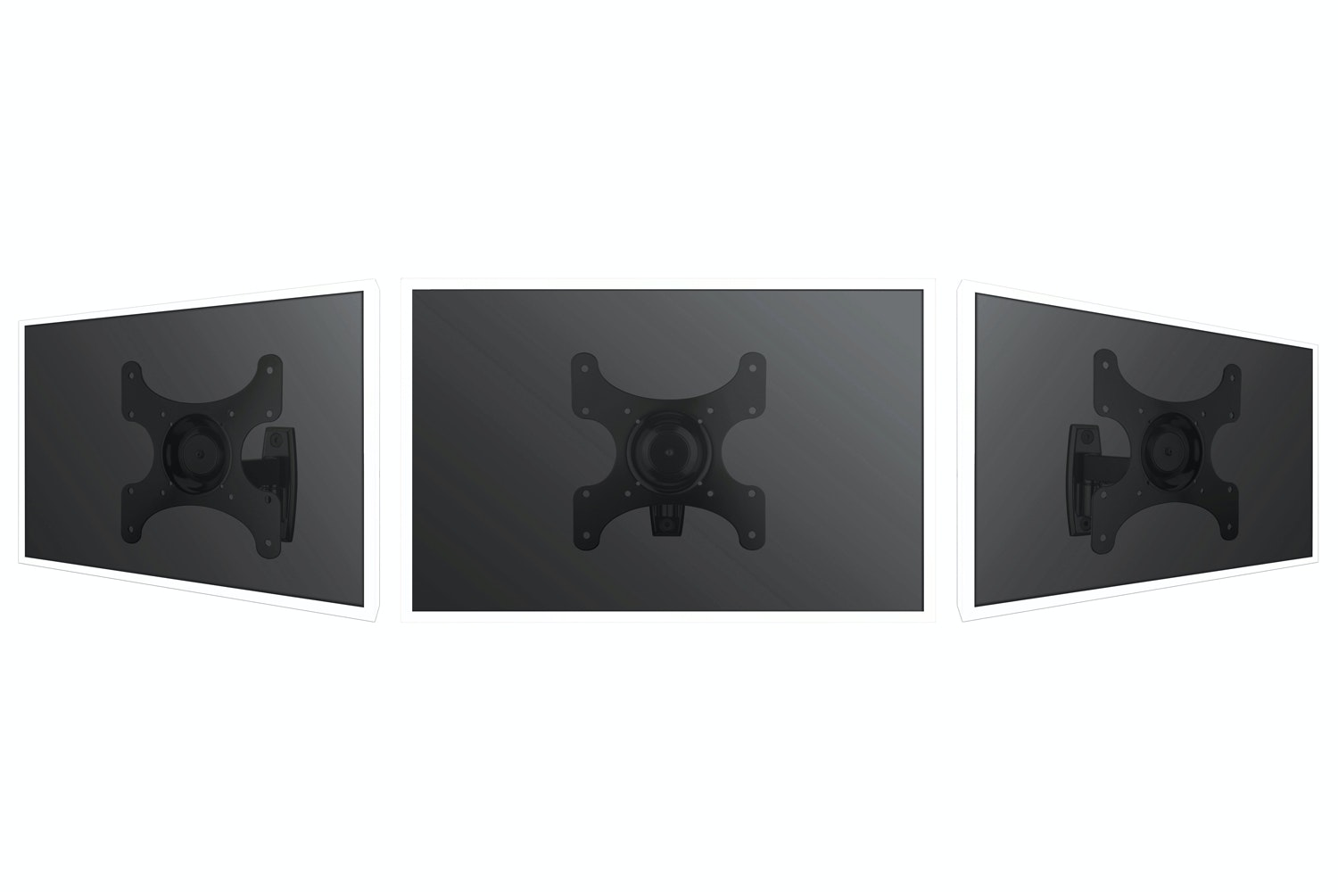 "Sanus Premium Series Full-Motion Wall Mount for 13"" – 39"" Flat-Panel TVs 