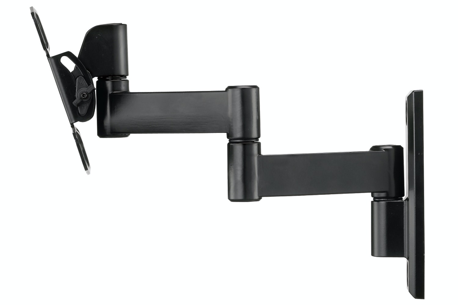 Sanus Premium Series Full-Motion Wall Mount for Flat Panel TVs and Monitors up to 27"