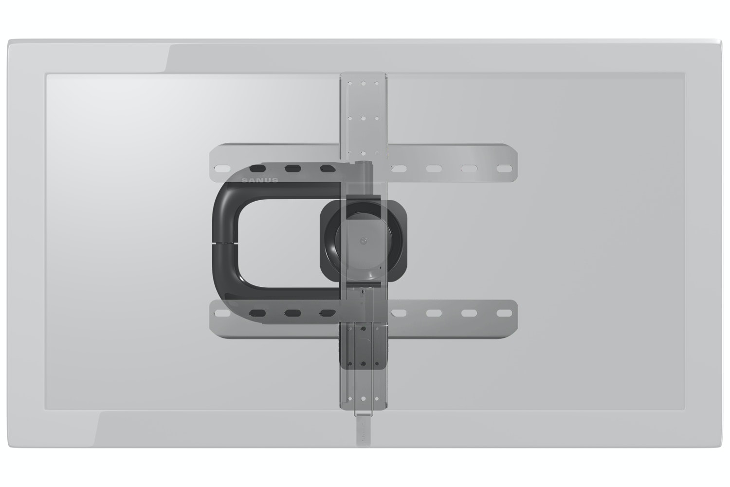 "Sanus Premium Series Full-Motion Wall Mount for 40"" - 50"" Flat Panel TVs 