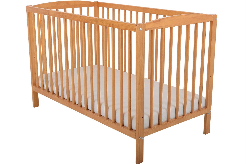 Denver Pine Cot Bed