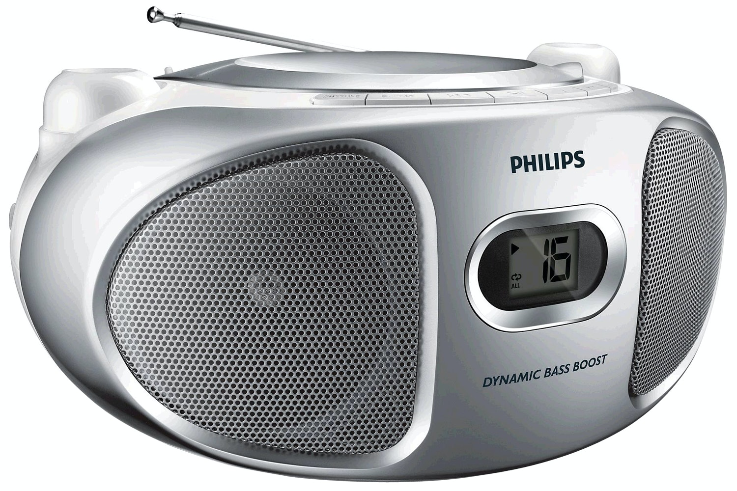 Philips Portable CD Player | AZ105S