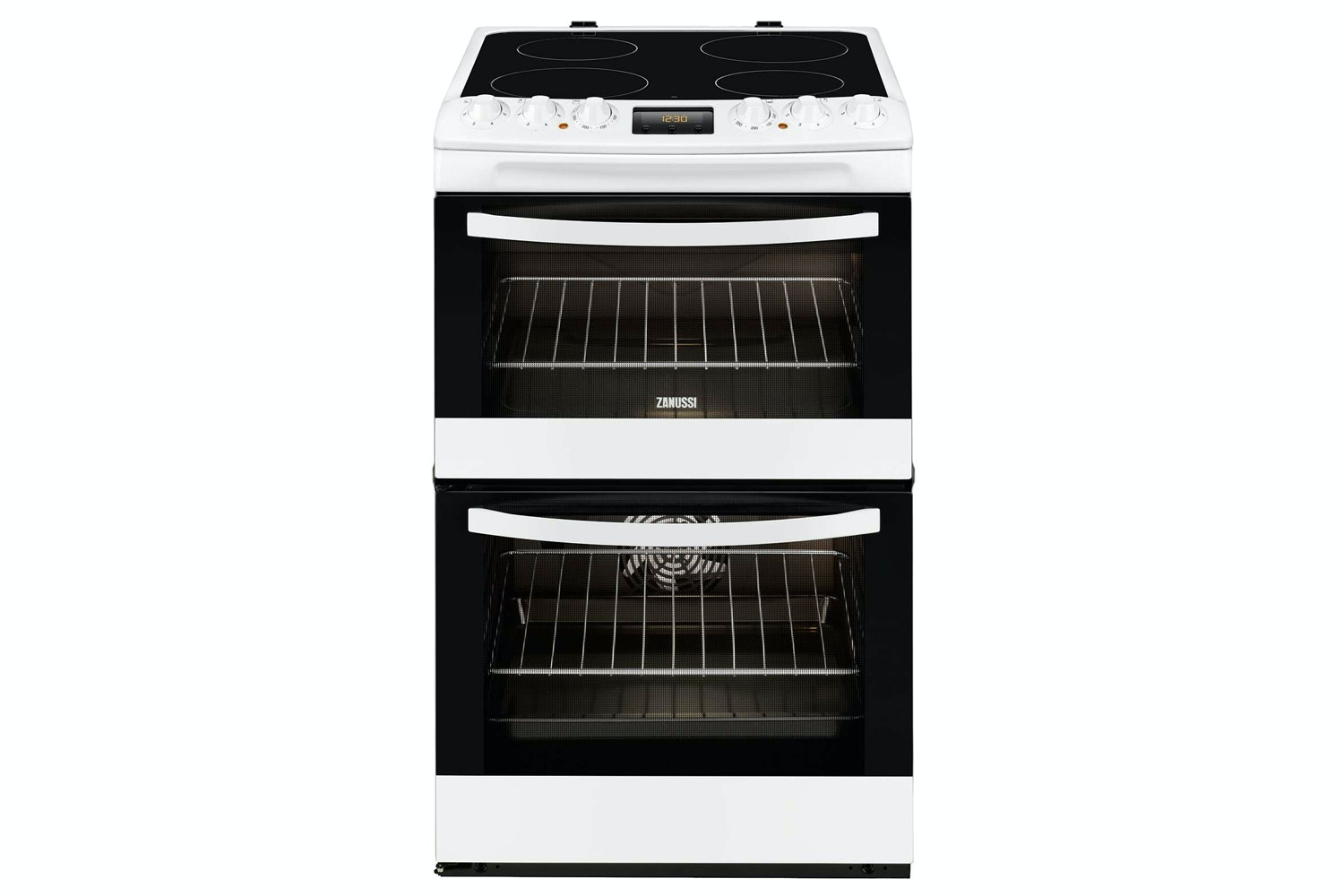 Zanussi 55cm Electric Cooker | ZCV48300WA
