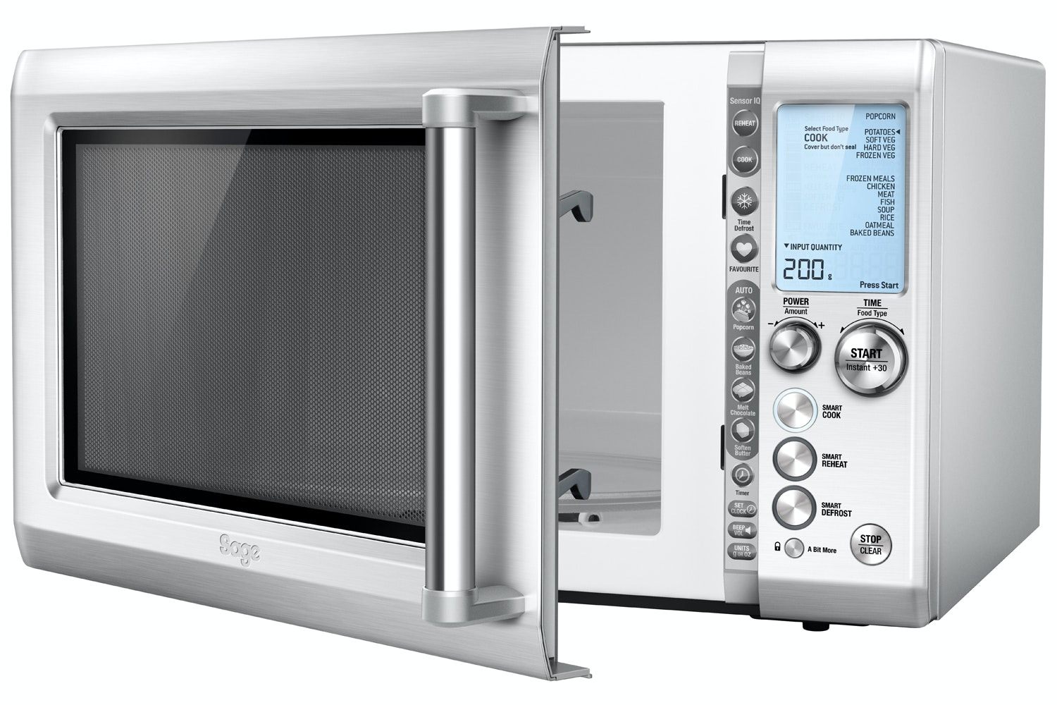 Sage QuickTouch Microwave | BMO734UK