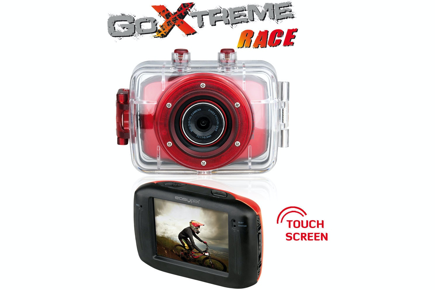 GoXtreme Race Action | RED