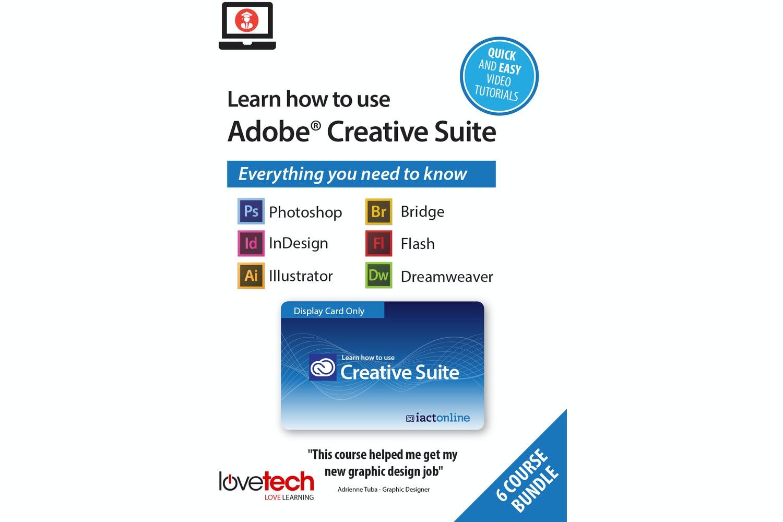 Computer Training - Adobe Creative