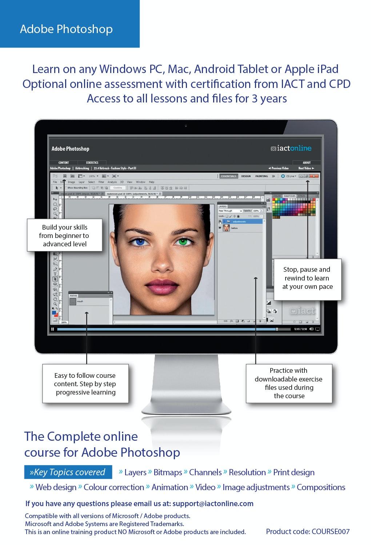 Computer Training - Adobe Photoshop