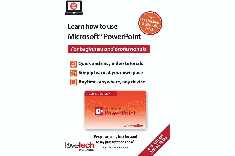 Computer Training - Microsoft Powerpoint