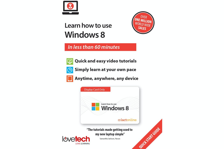 Computer Training - Windows 8