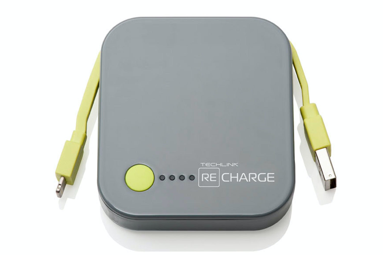 Techlink Recharge 4,000mAh Lightning Battery Pack