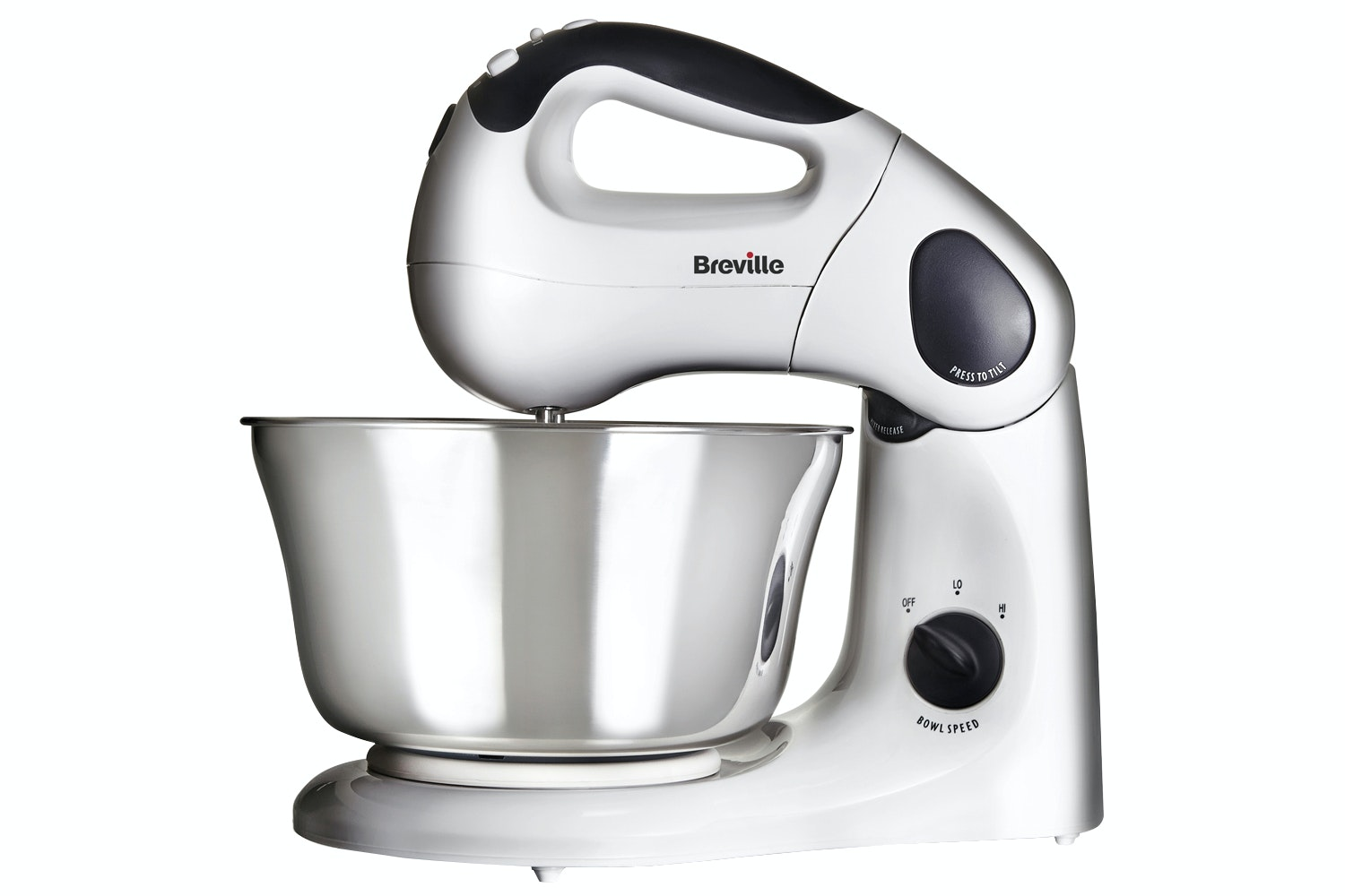 Breville Hand Mixer with Bowl