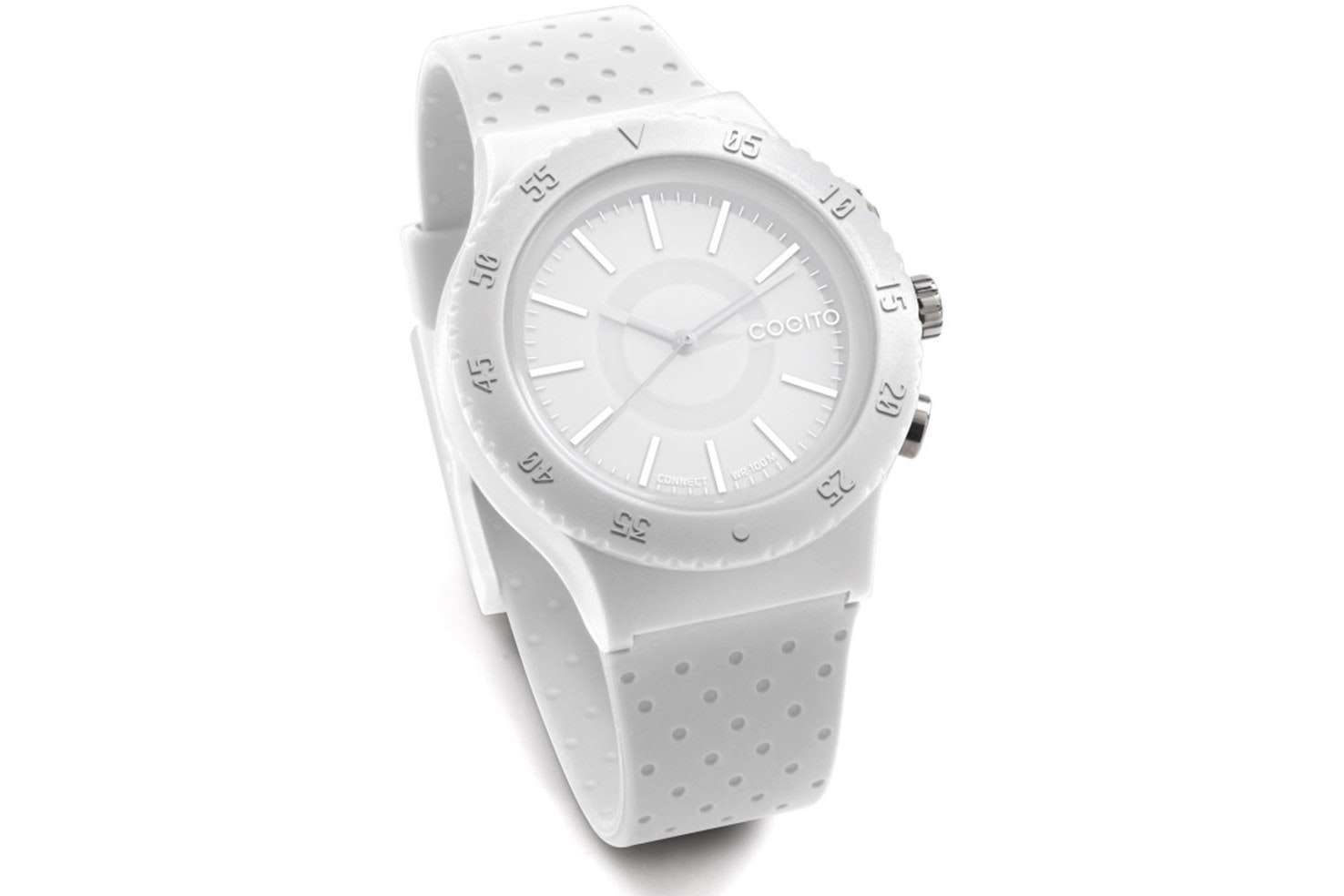 Cogito Watch Pop | Crisp White