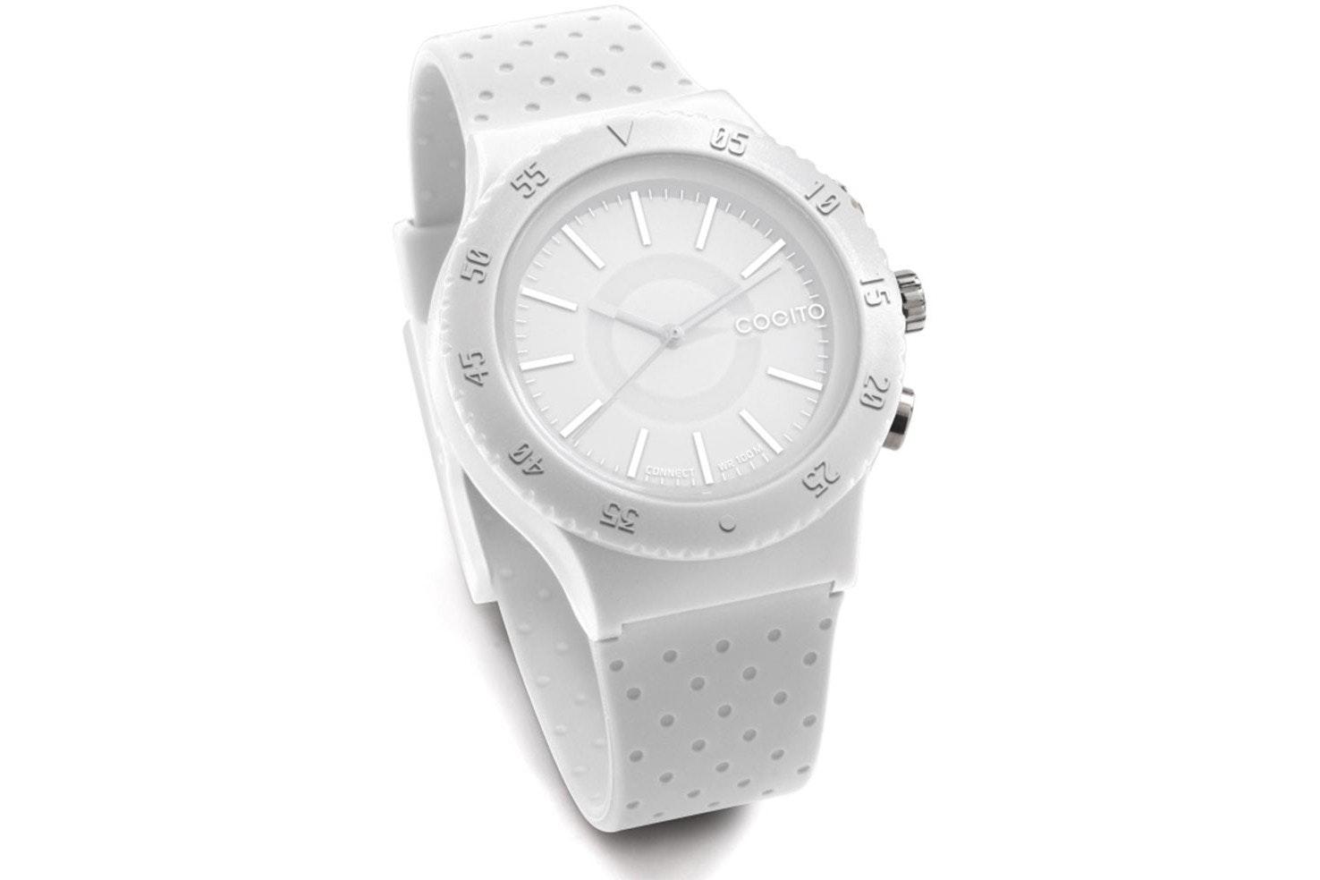 Cogito Watch Pop | Crisp White