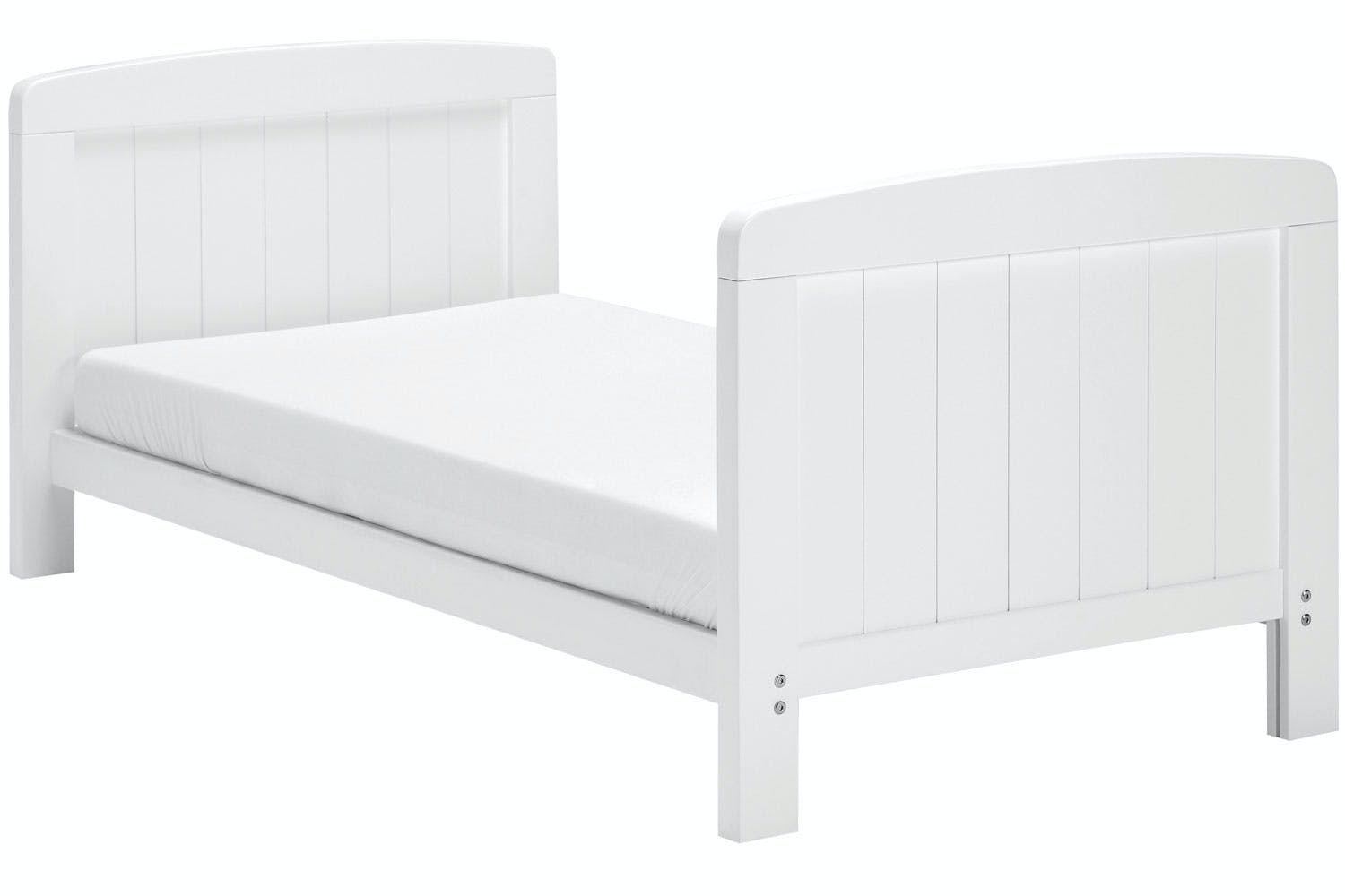 Austin 2-in-1 Cot Bed Frame | White | Ireland