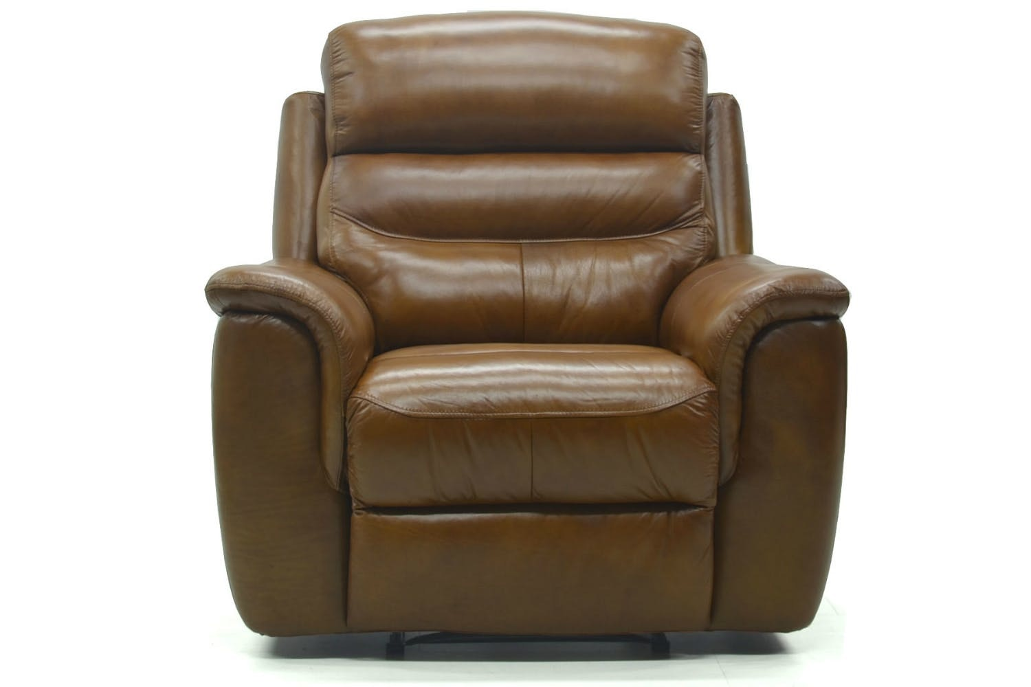 Bayle Leather Recliner Armchair