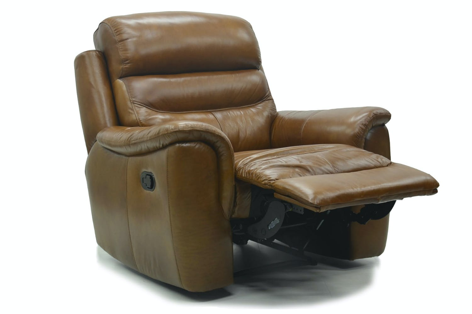 Bayle leather electric recliner saddle