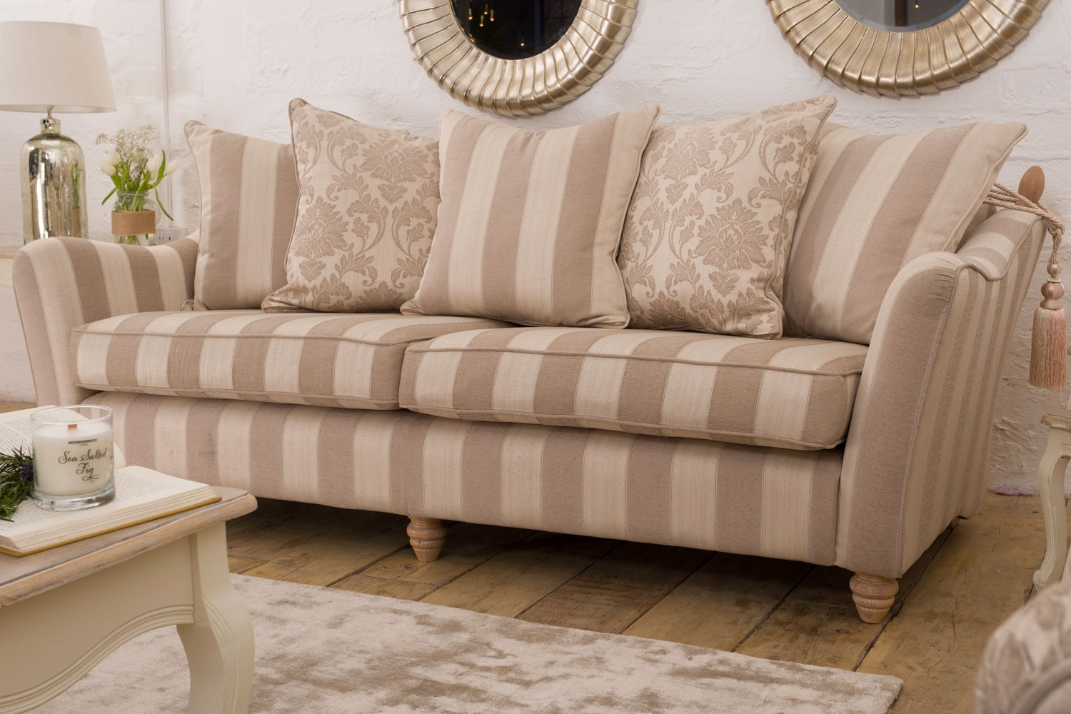 Sutton 4 Seater Sofa