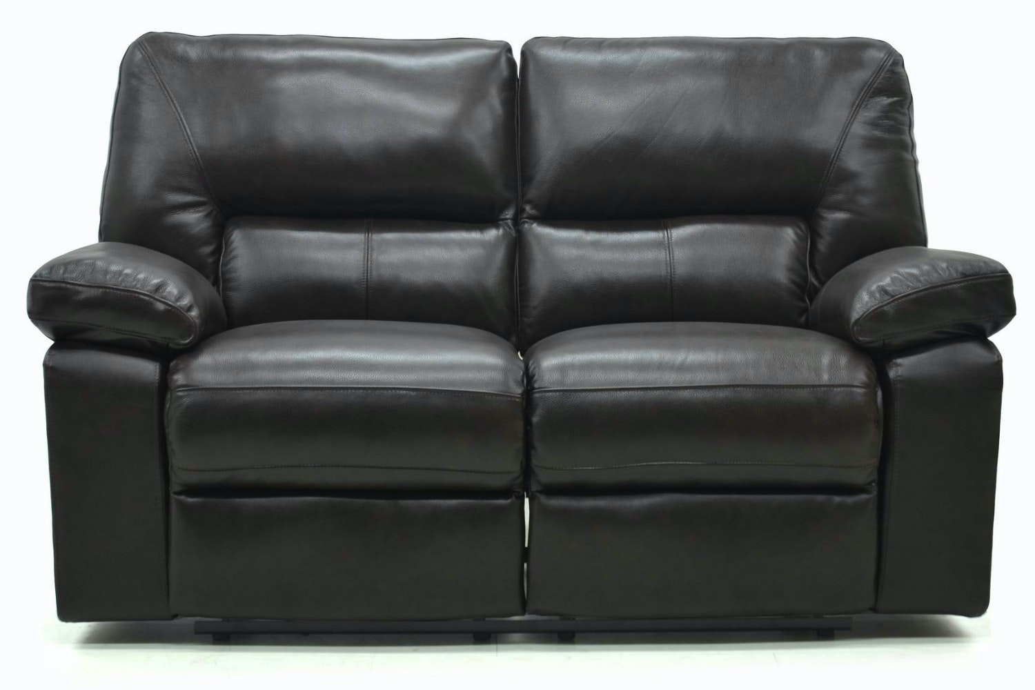 Cala 2 Seater Leather Recliner Sofa