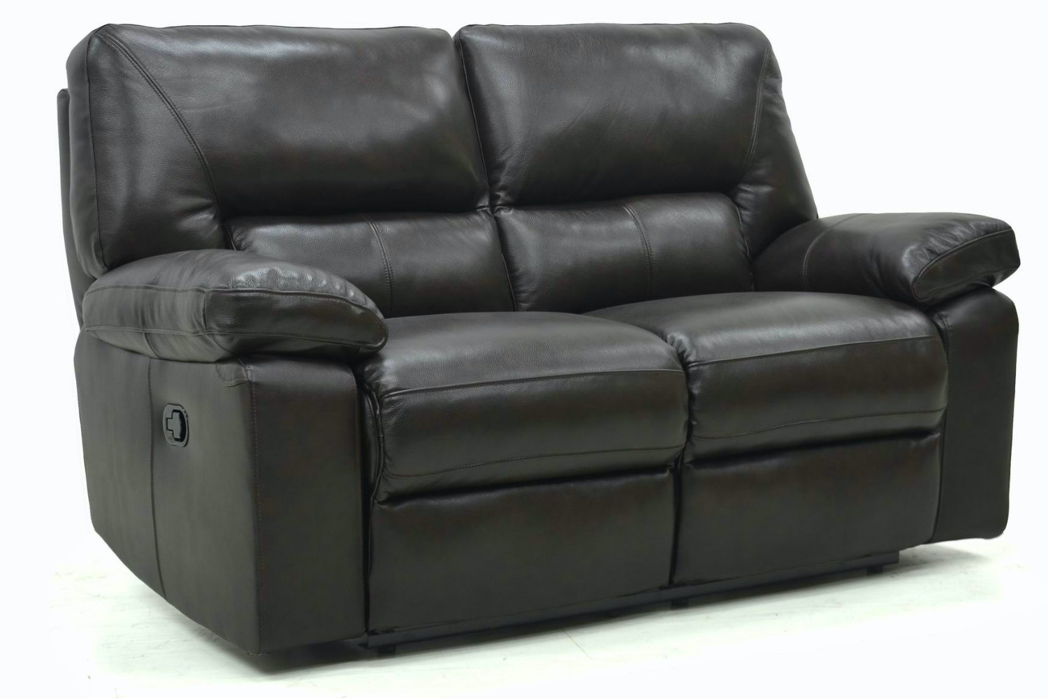 Cala 2-Seater Leather Recliner Sofa