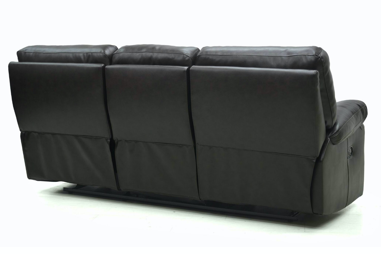 Cala 3 Seater Leather Recliner Sofa