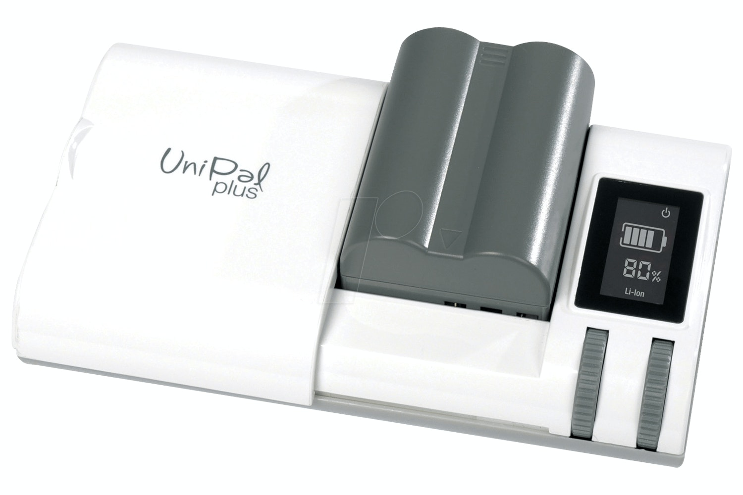 Hahnel Unipal Plus | All-in-One Charger