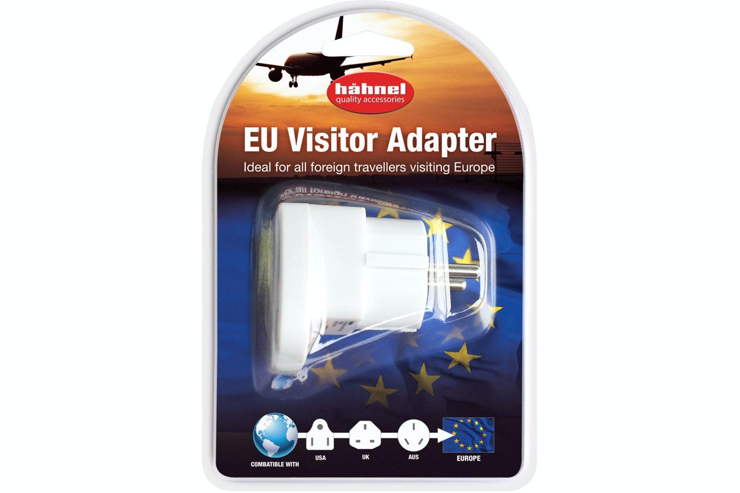 Hahnel Travel Adaptor | EU