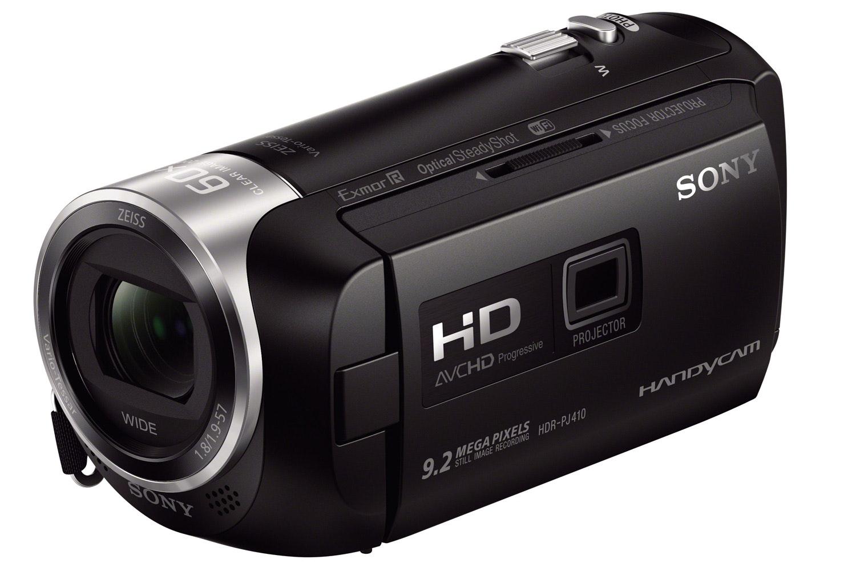 Sony HandyCam Camcorder with Projector | PJ-410