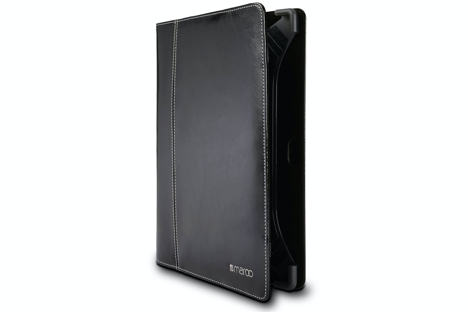 Maroo Leather Folio Surface 3 Case | Black