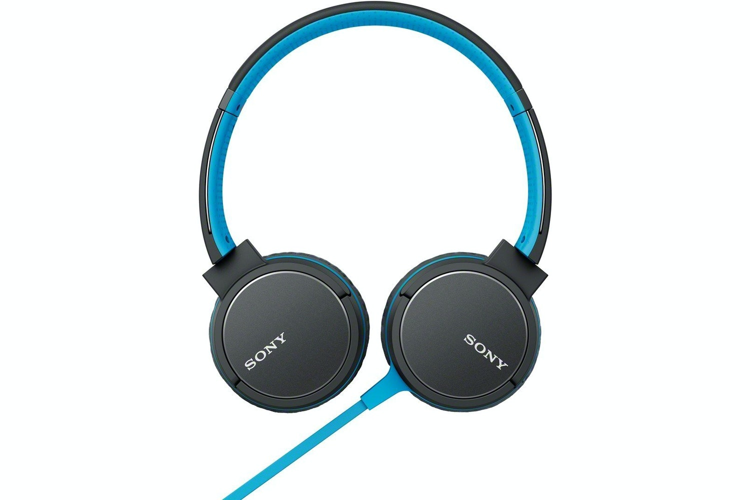 Sony MDR-ZX660AP On Ear Headphones | Blue
