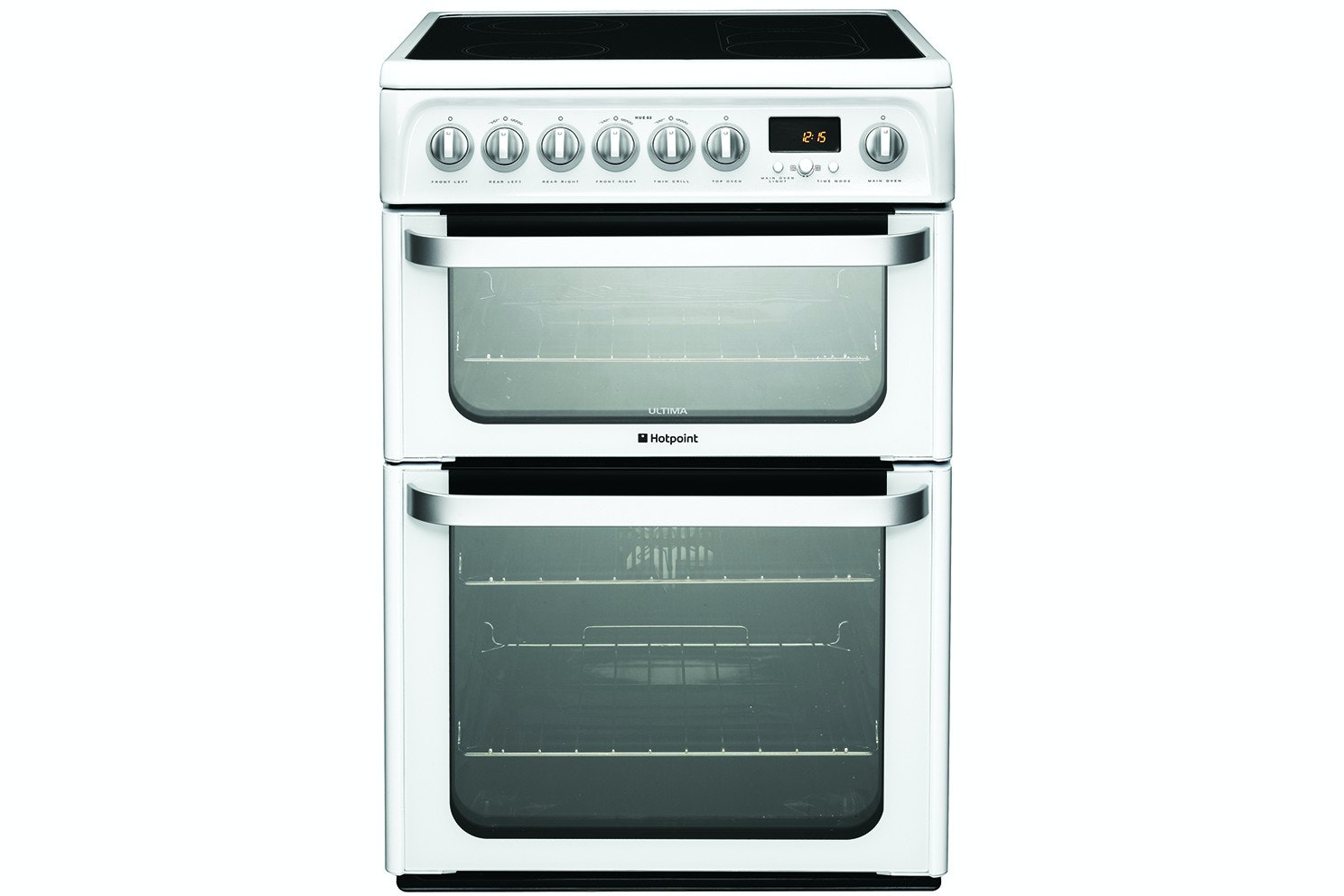 Hotpoint Freestanding Cooker | HUE62PS