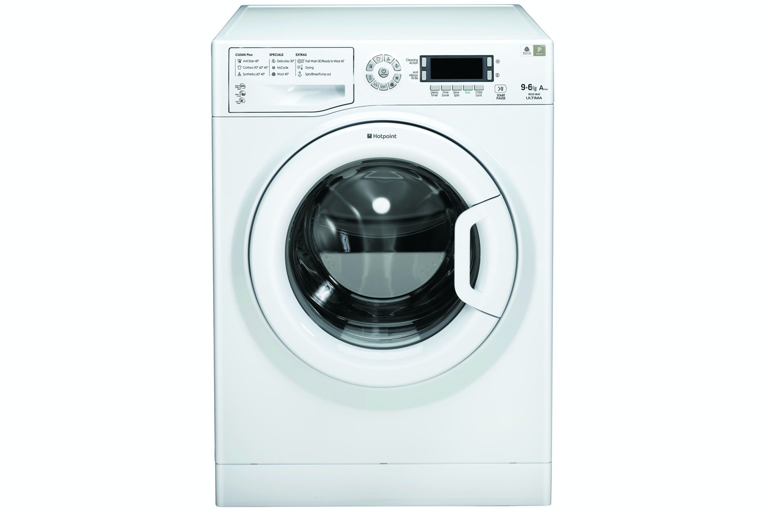 Hotpoint 9kg Washer Dryer | WDUD9640PUK