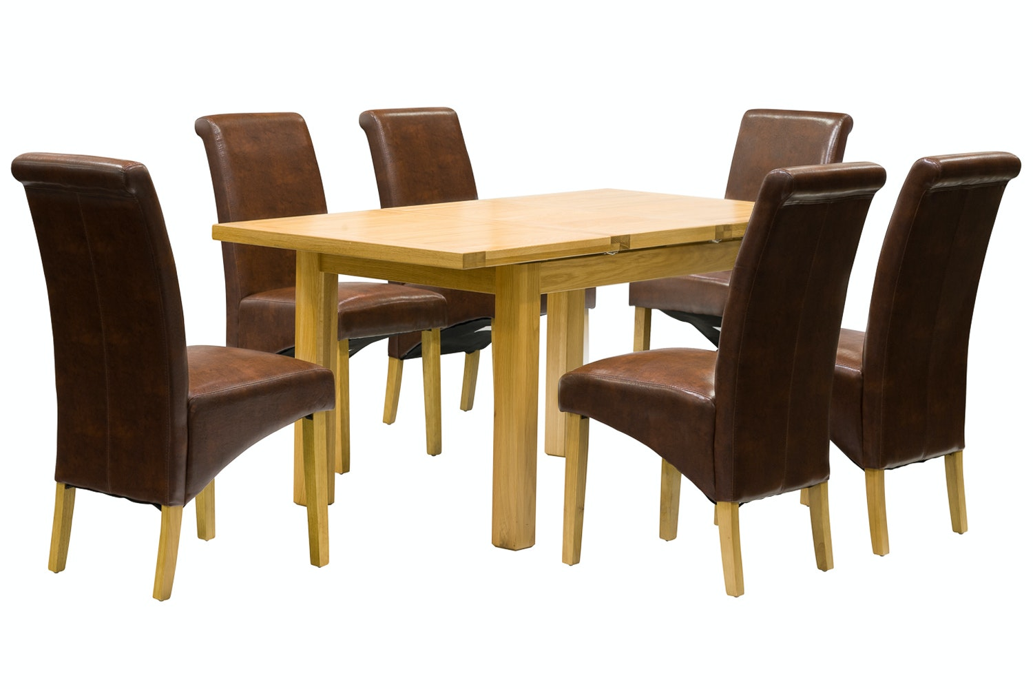 Crean Dining Brown Chair