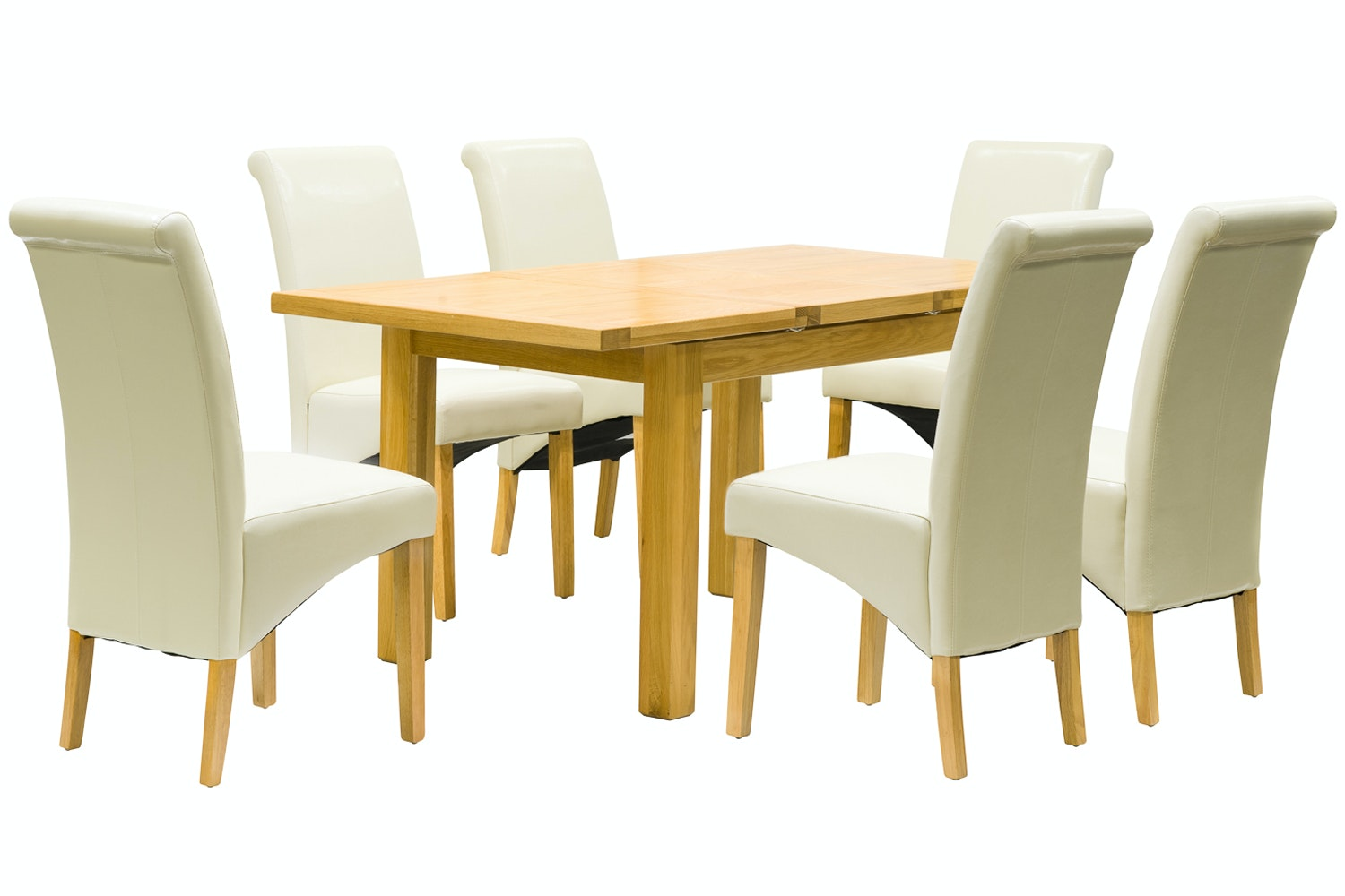 Crean Dining Ivory Chair