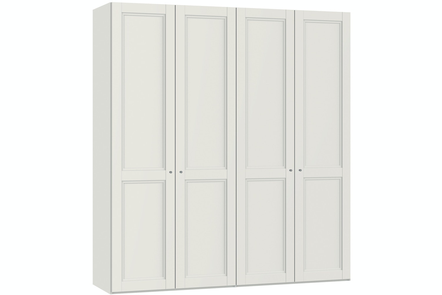 Emily Hinged 4 Door Wardrobe 203Cm | Country