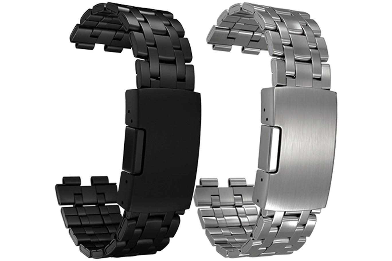 Pebble Steel | Smart Watch Metal Band