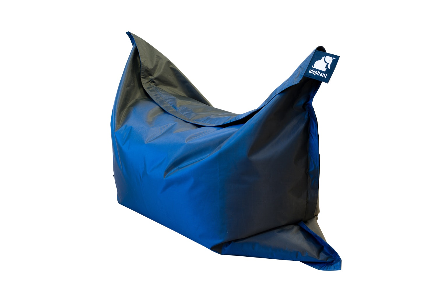 Elephant Jumbo Bean Bag | Midnight Blue