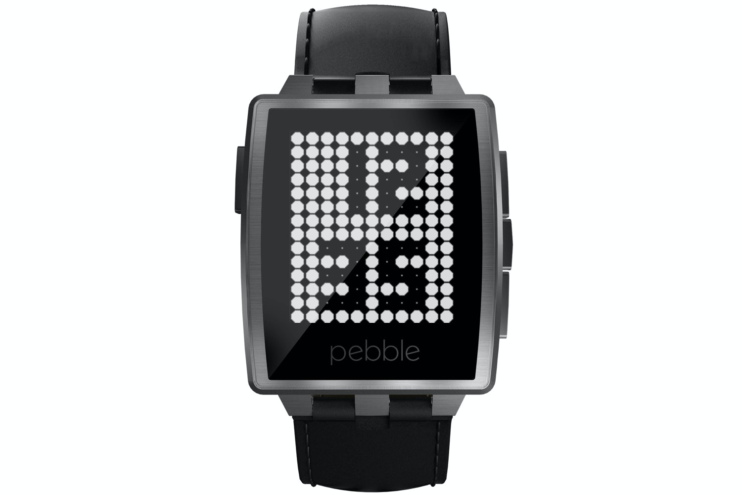 Pebble Steel Stainless Steel