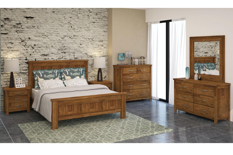 Ebony Super King Bed Frame | 6ft