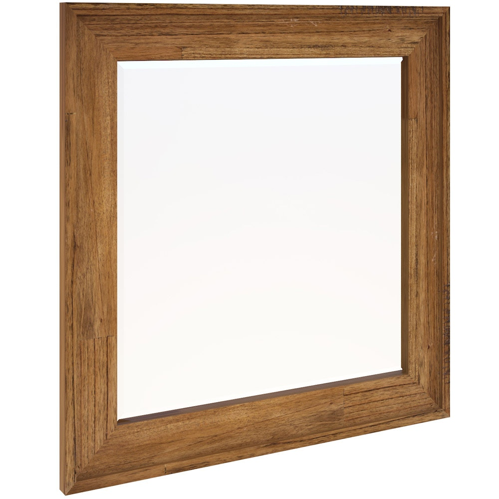 EBONY WALL MIRROR