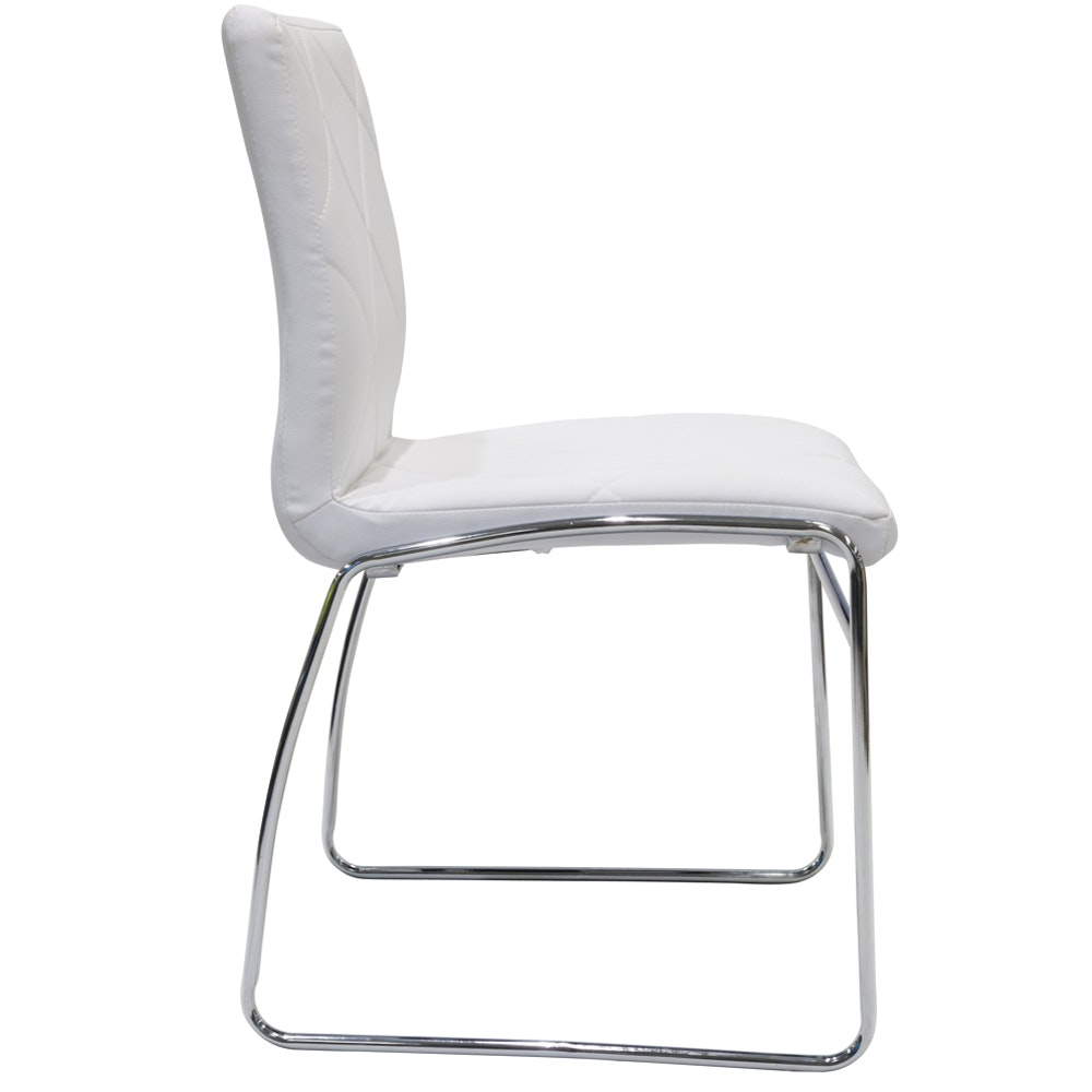 Halo Chair White