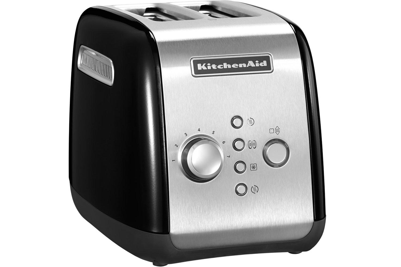 Kitchen Aid® 2-Slice Toaster Black | 5KMT221BOB