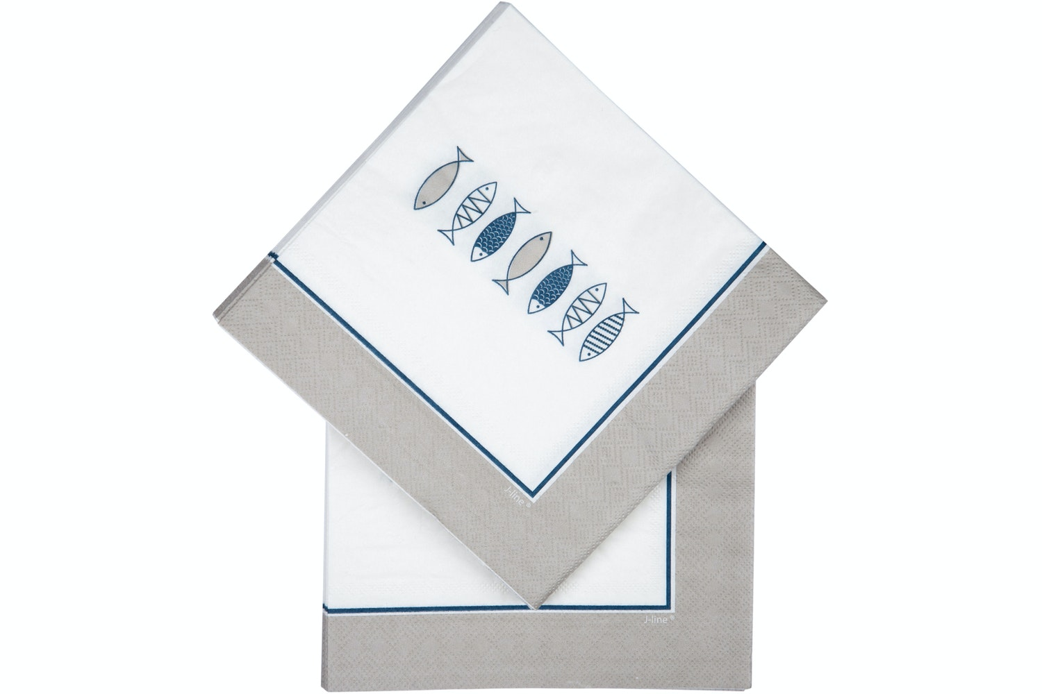 Napkins | Fish Motif