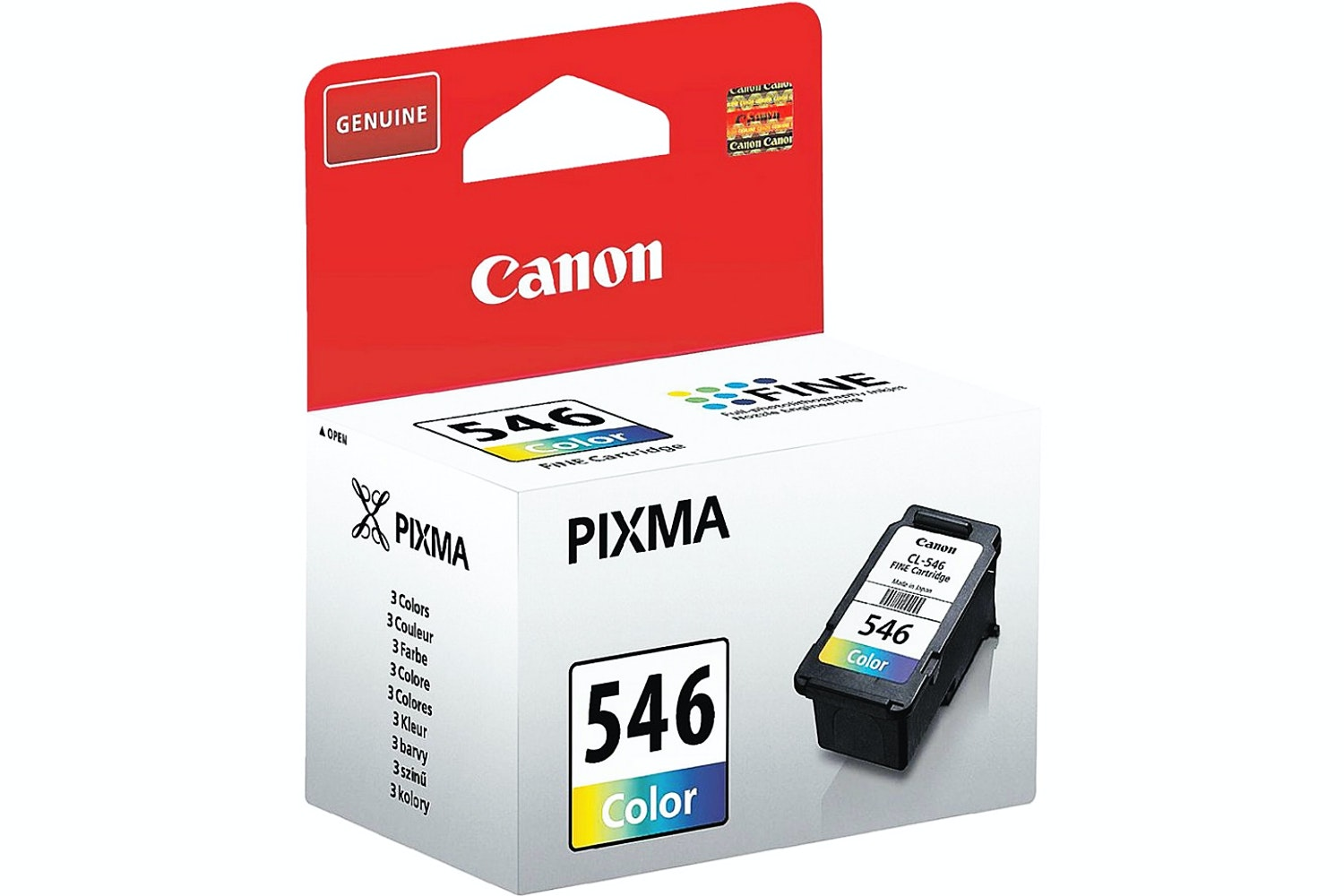 Canon  Colour Ink Cartridge | CL-546