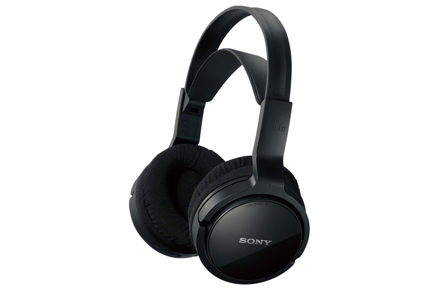 Sony MDR-RF811RK Wireless Headphones | Black