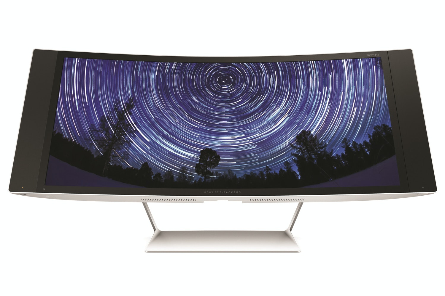"HP ENVY 34"" Curved Media Monitor"