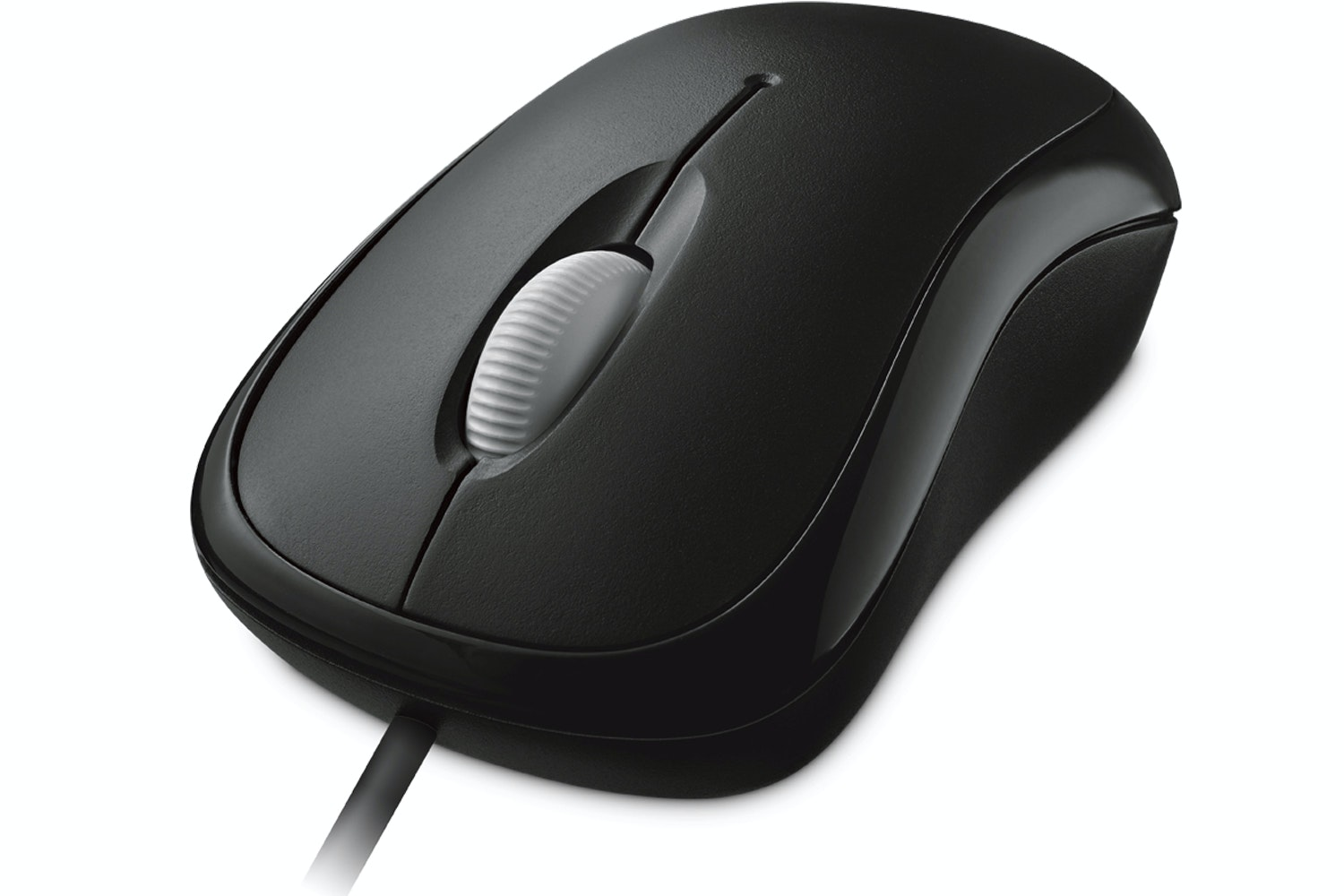 Microsoft Basic Optical Mouse | Black